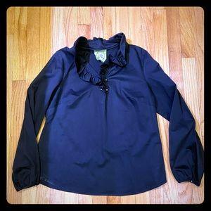Elizabeth McKay blouse long sleeve black